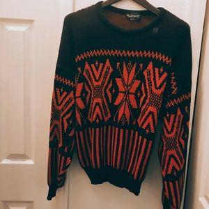 Vintage Rare Knit Playboy Sweater